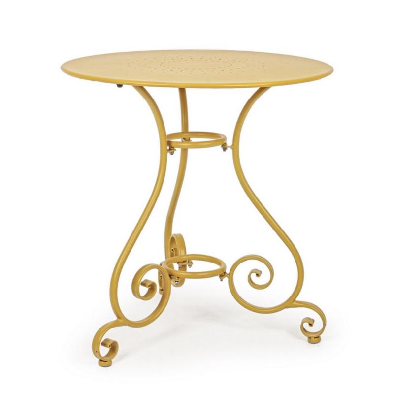 ETIENNE OCHER TABLE D70