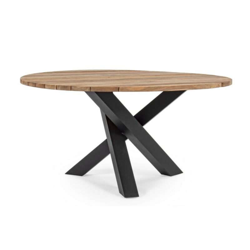 BRANDON BLACK PM02 TABLE D150