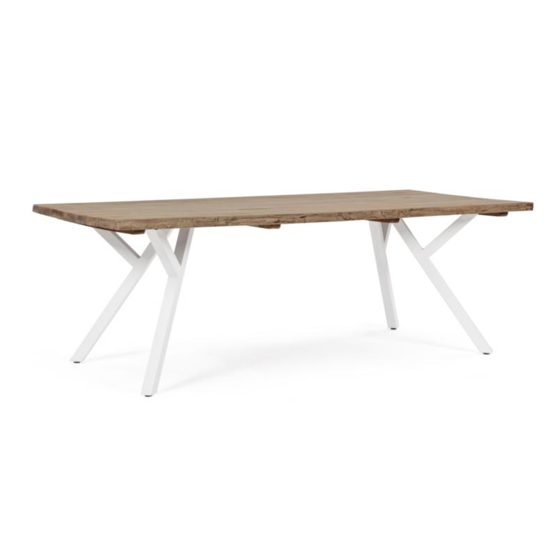 TABLE COLEMAN BLANC PM01 220X100