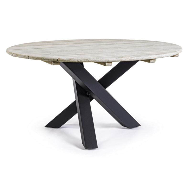 DONALD CHARCOAL AM03 TABLE D150