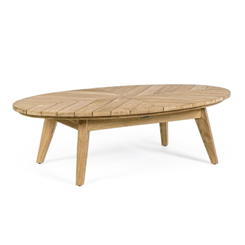 COACHELLA OVAL COFFEE TABLE 120X70