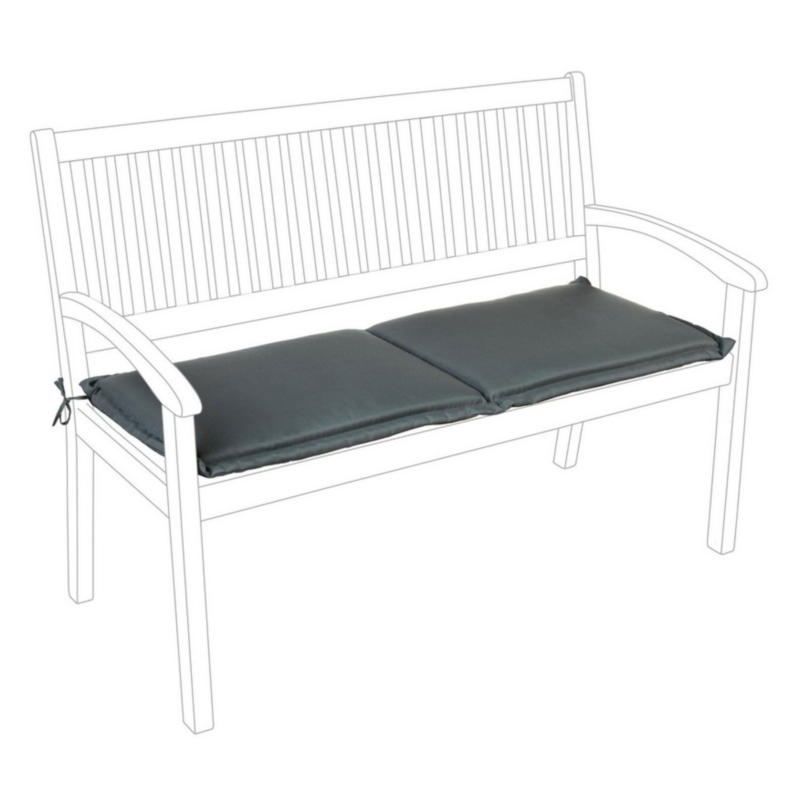 ANTHRACITE POLY180 CUSHION FOR BENCH 2 S
