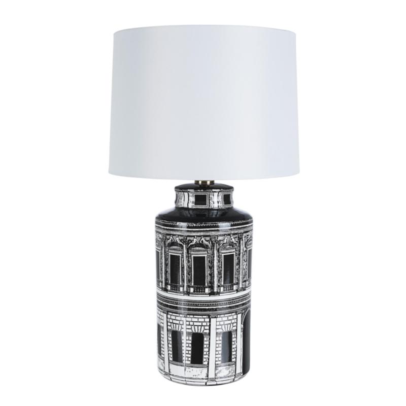 LIBERTY PORCELAIN TABLE LAMP H63