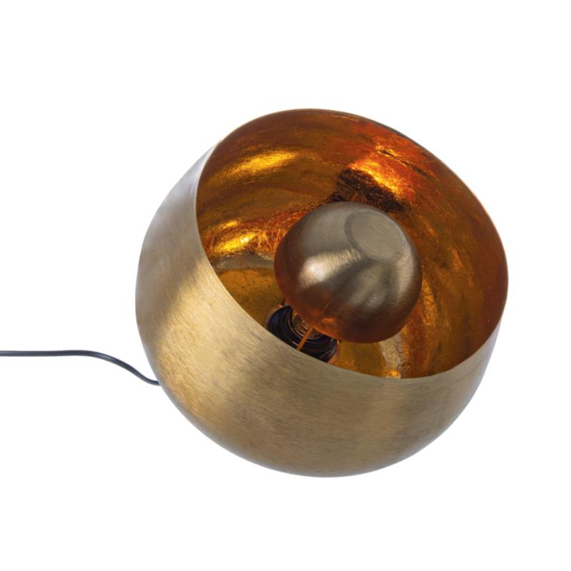 ISHAN TABLE LAMP GOLD L