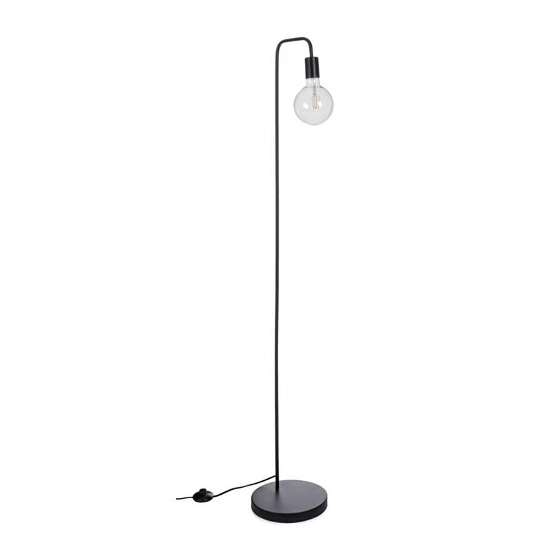 EMOTION BLACK TABLE LAMP H150