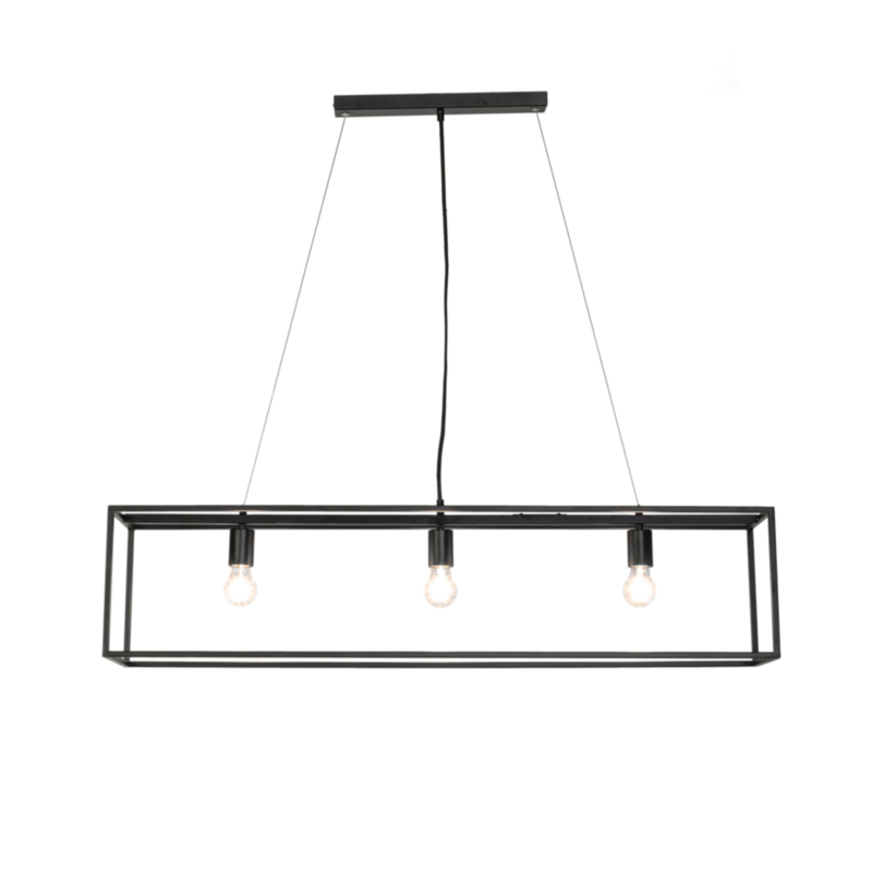 BELLEVILLE PENDANT LAMP 3LIGHTS