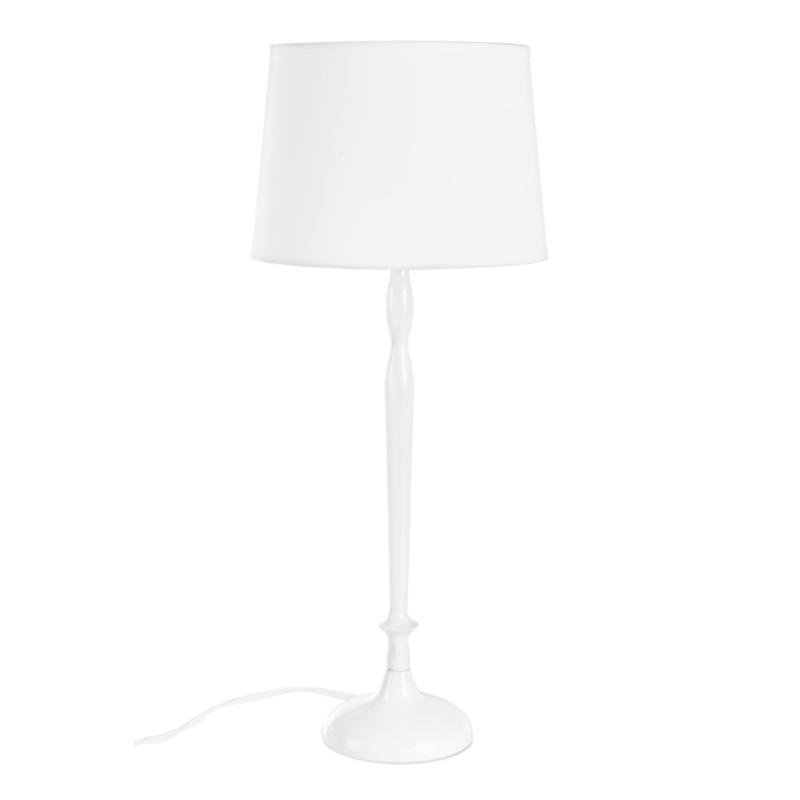 LAMPADA TAV. SLIM BIANCO H49
