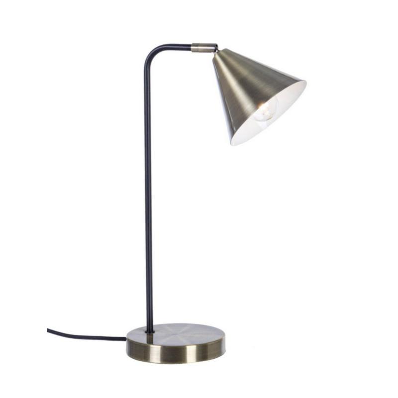 LOFT GOLD TABLE LAMP H43