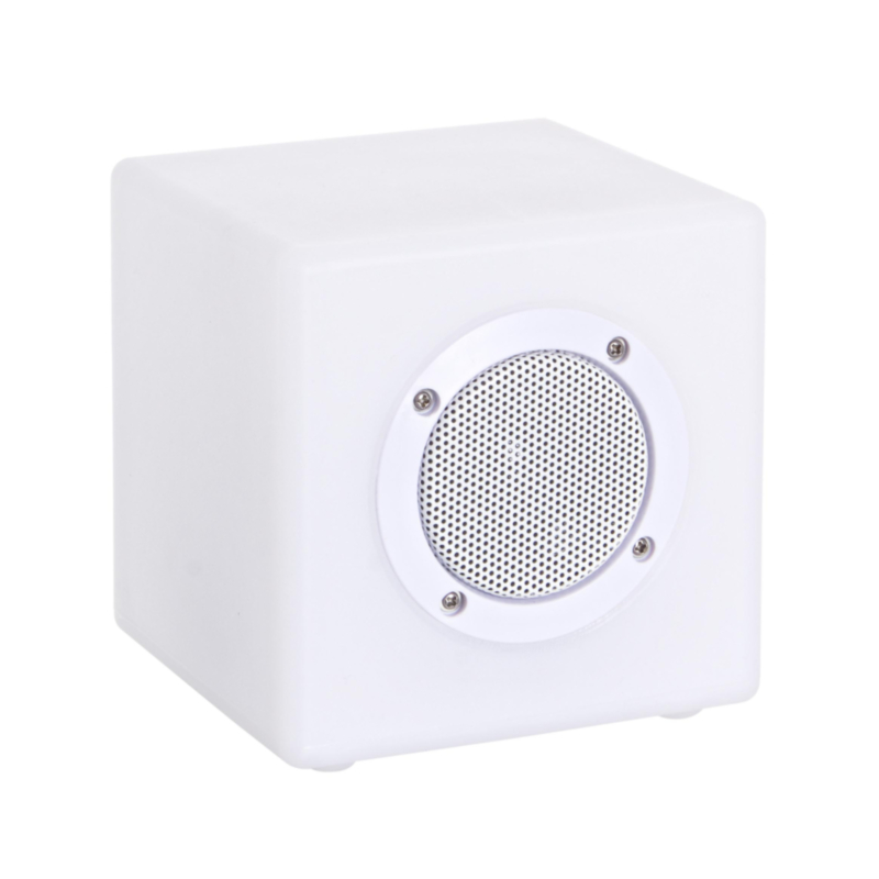 LAMPADA LED CUBO SPEAKER PE 15X15