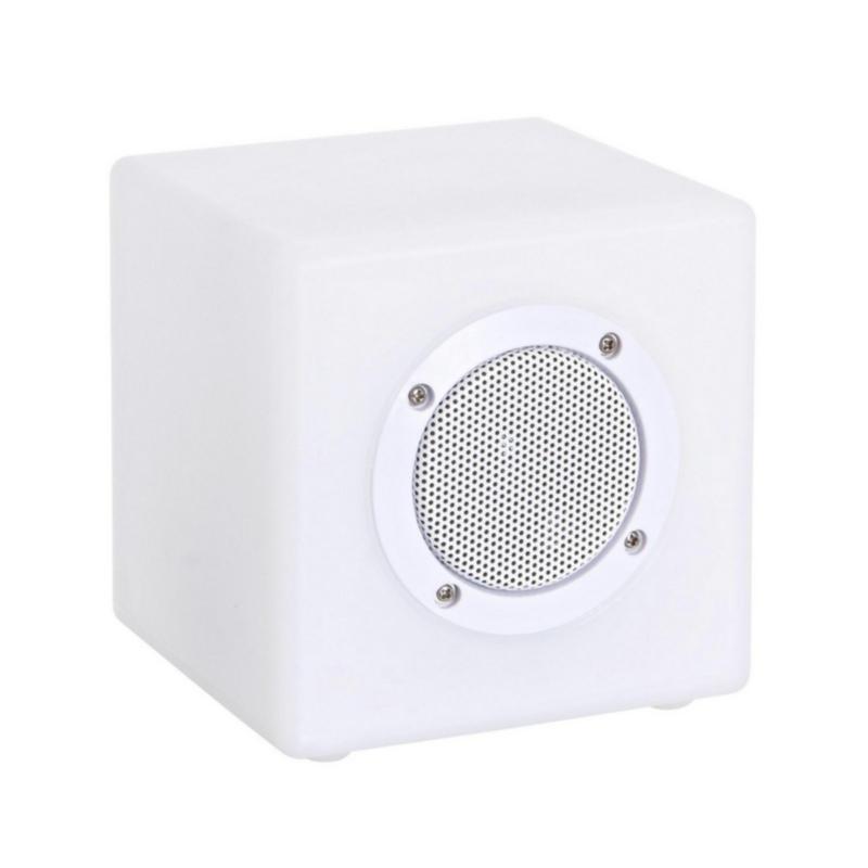 PE CUBE SPEAKER LED LAMP 15X15