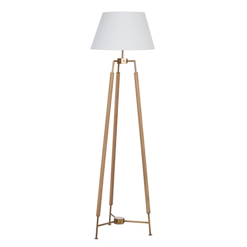 ELLINOR TRIPOD FLOOR LAMP H166