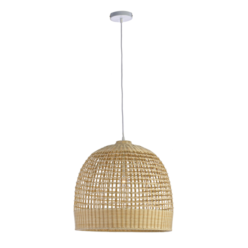 LAMPADAIRE SIWA NATUREL D53