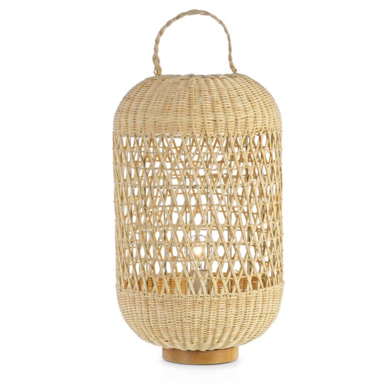 JAZAR NATURAL TABLE LAMP D31