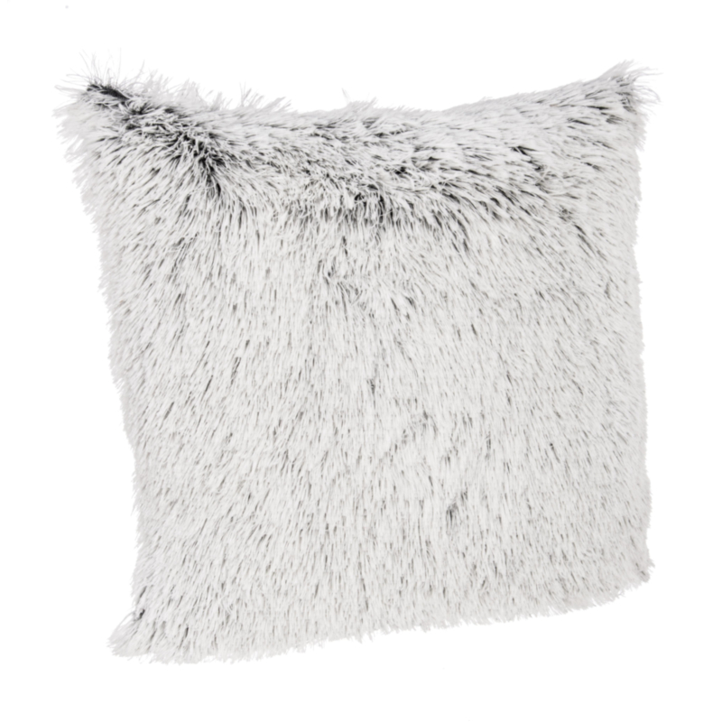 COUSSIN AVRIL GRIS 45X45