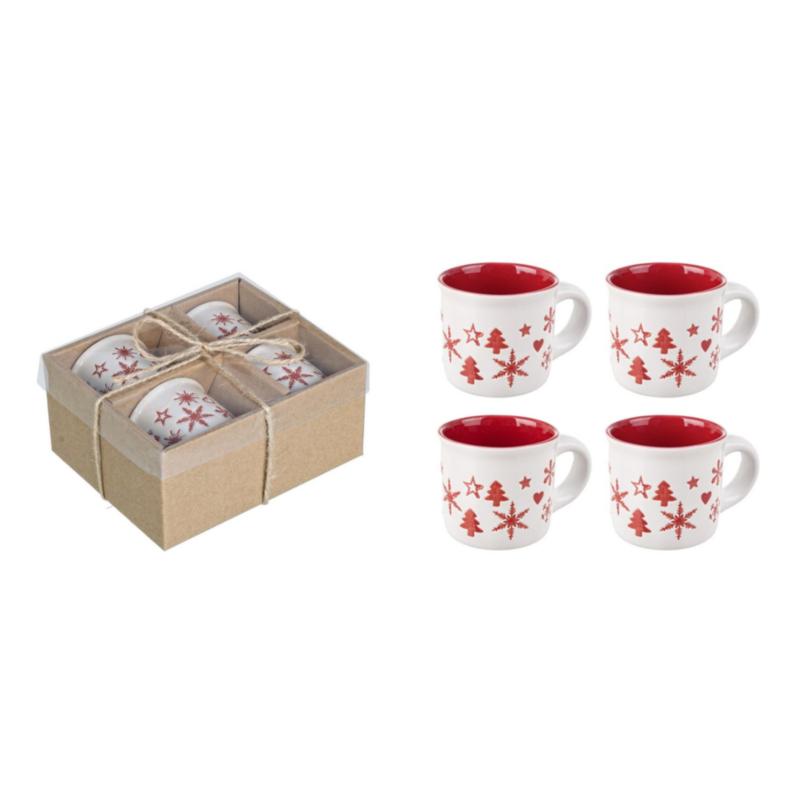 BOX4 SNOWY WHITE CUP