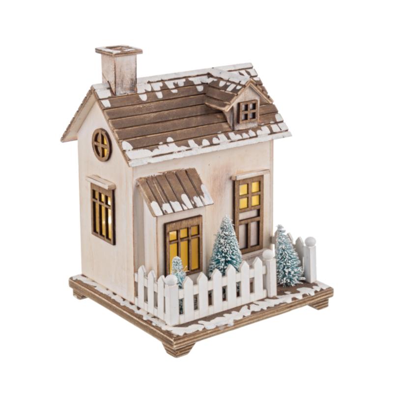 BERGEN HOUSE W-LEDS