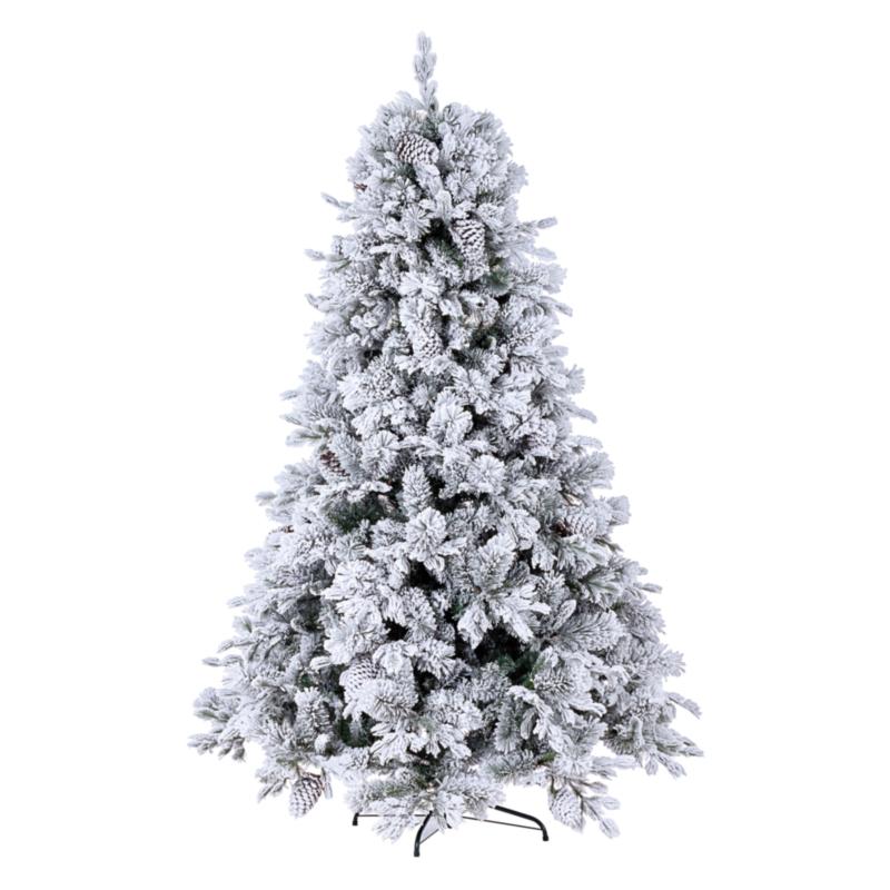 ARVES TREE W-SNOW H210-1936TIPS