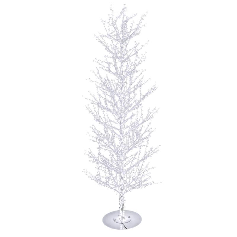 CERVINO TREE H460-2864 WHITE LED LIGHTS