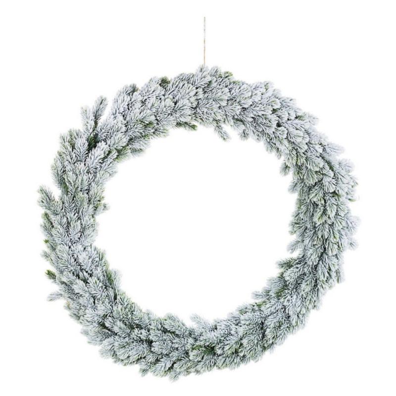 MARMOLADA SNOW WREATH D90