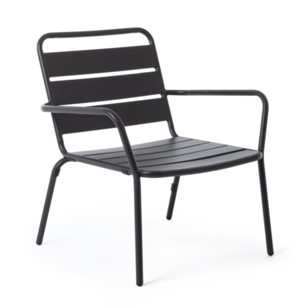 FAUTEUIL MARLYN ANTHRACITE