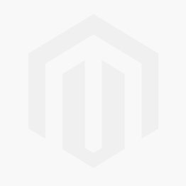 OYSTER IRIDESCENT WHITE GLASS BOWL H14