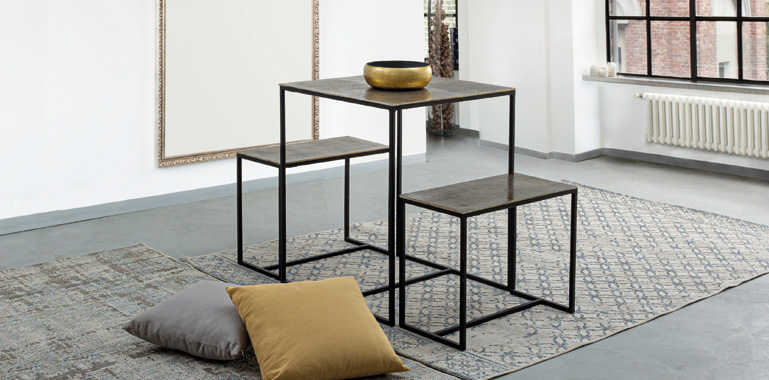 Coffee tables and complements-Bizzotto